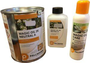 Pallman magic oil